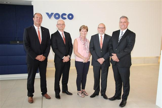 Ill.: (l.t.r.) Sales Director Non-EU, Heinz-Peter Schnicke, alongside  Australia