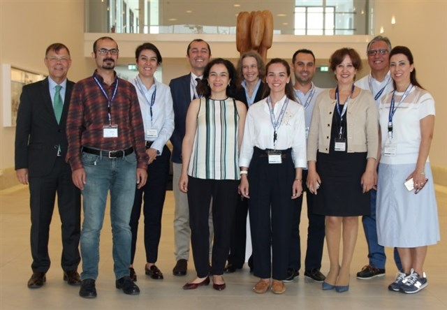Dentists from Turkey visited VOCO's headquarters in Cuxhaven under the guidance