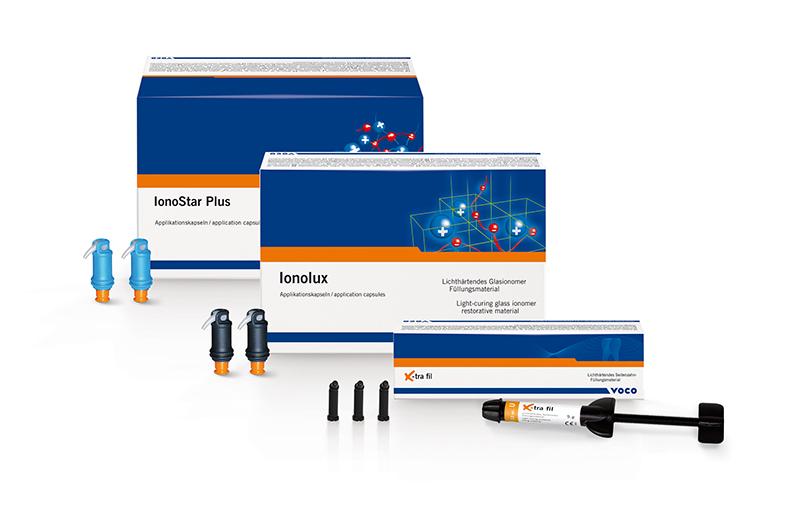 IonoStar Plus, Ionolux, x-tra fil