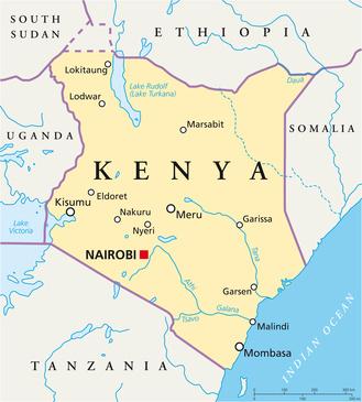 肯尼亚是欧洲游客最爱的旅游目的地之一。但大多数游客不用面对,或者干脆忽略当地贫乏的社会生活现状。