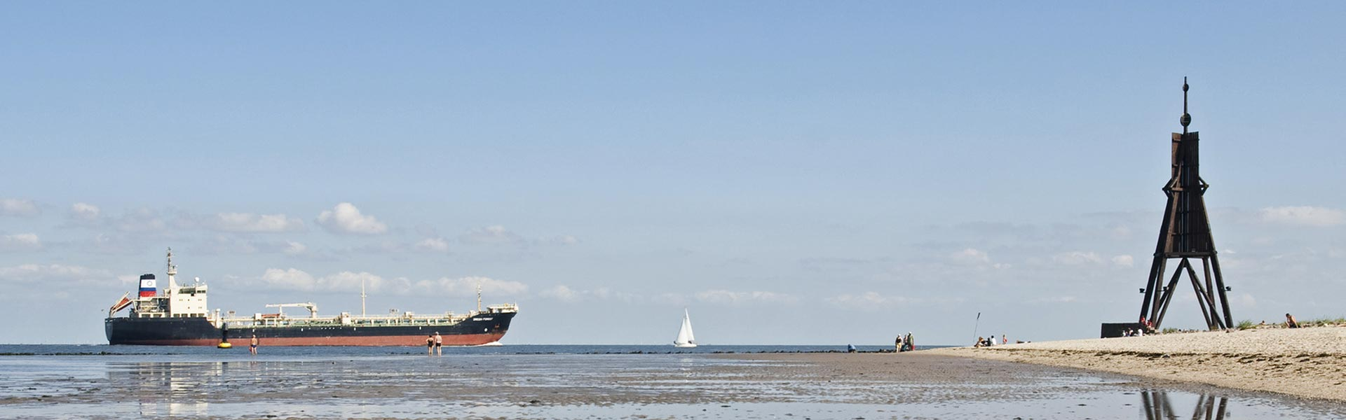 Cuxhaven - Maritime city with a future