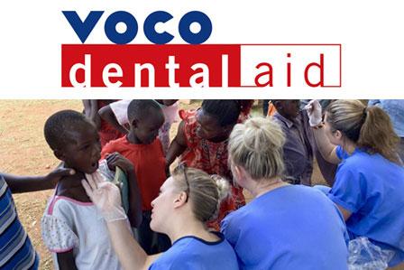 Mit dem Team von Dentaid reist die britische ZFA Louise Bambrick zum Hilfseinsat