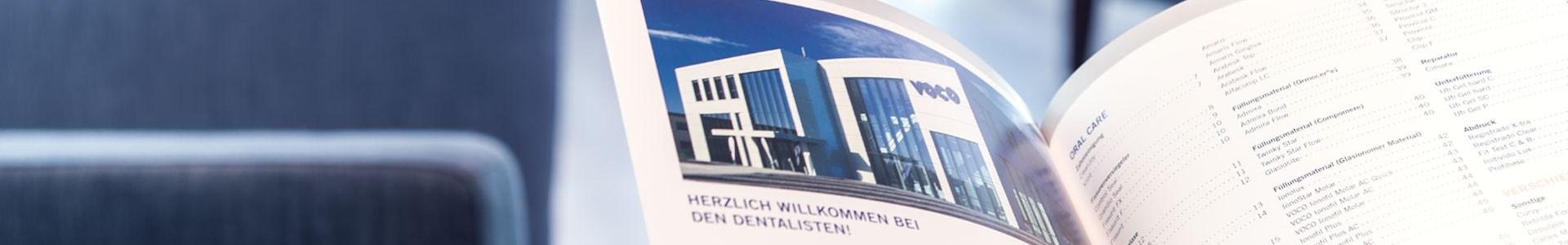 Press Area | VOCO GmbH