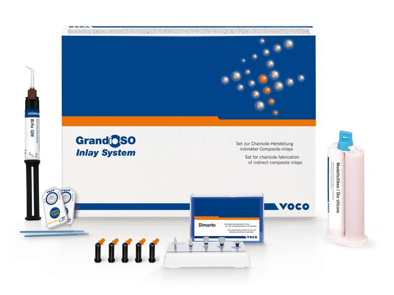 GrandioSO Inlay System
