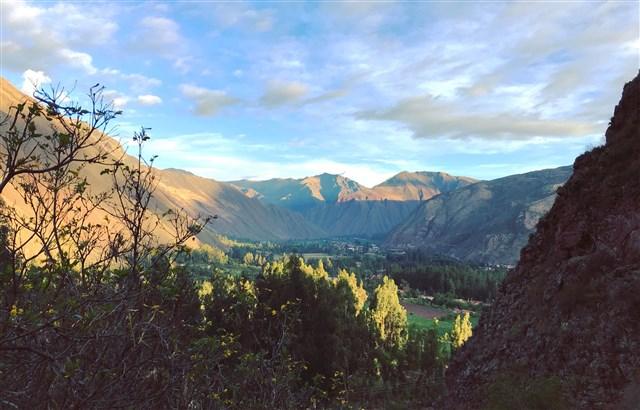 Impresiones de Perú.