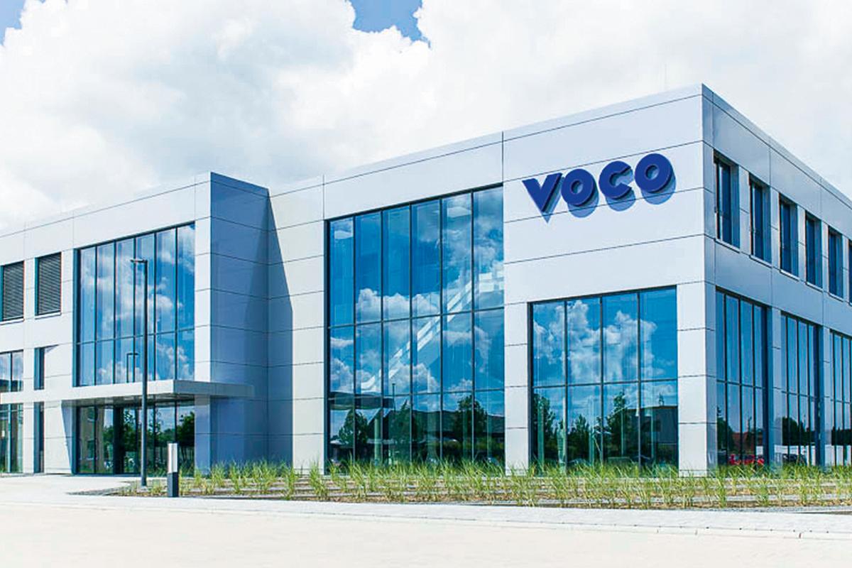 Der Geschäftsbetrieb bei VOCO geht weiter.