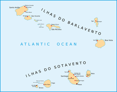 Le Cap-Vert est un archipel encore peu connu du tourisme de masse, mais très app