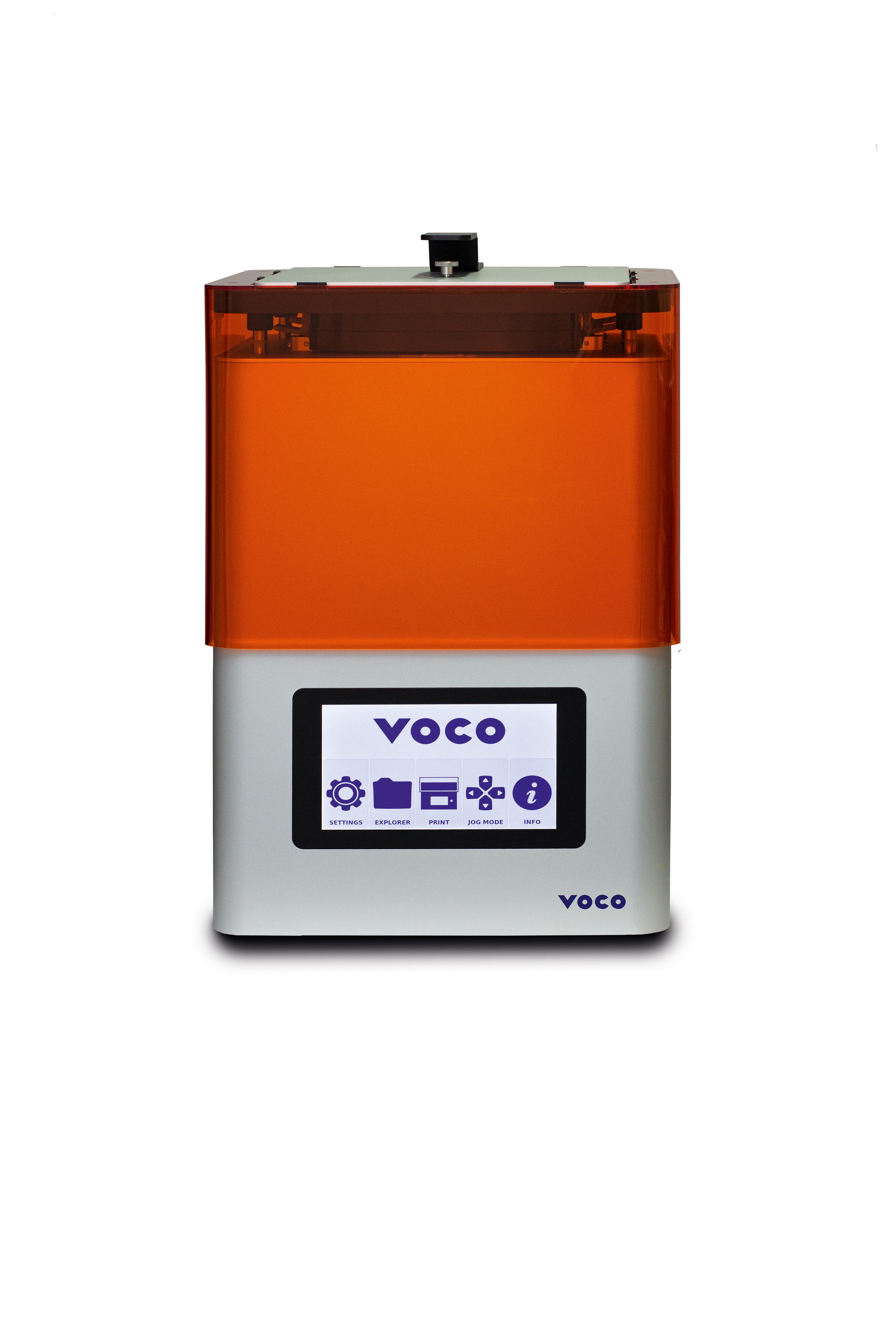 La nouvelle imprimante 3D SolFlex 170 HD: La taille de la surface de constructio