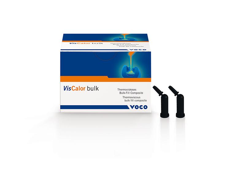 Totally unique: VisCalor bulk combines the advantages of both flowable and sculp
