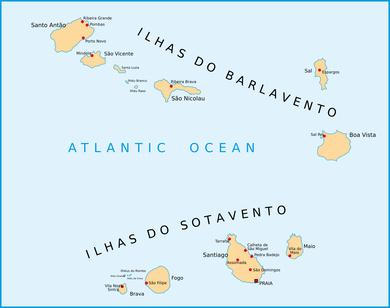 Capo Verde è un consiglio da esperto per turisti che amano il sole e l'avventura