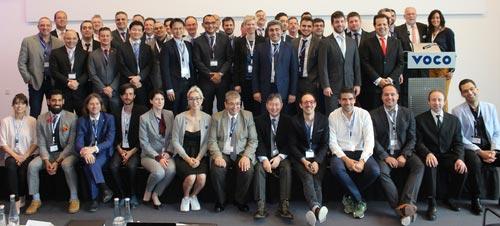 "40 dentisti si sono riuniti per l'evento ""International Fellowship Symposium"" or"