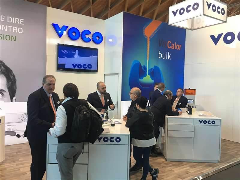 VOCO all'Expo Dental di Rimini - 2