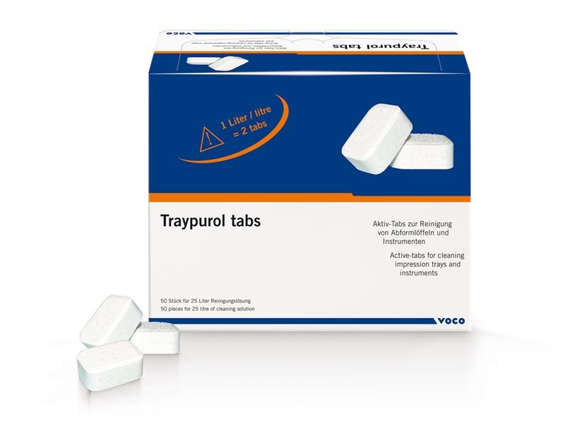 Traypurol taps