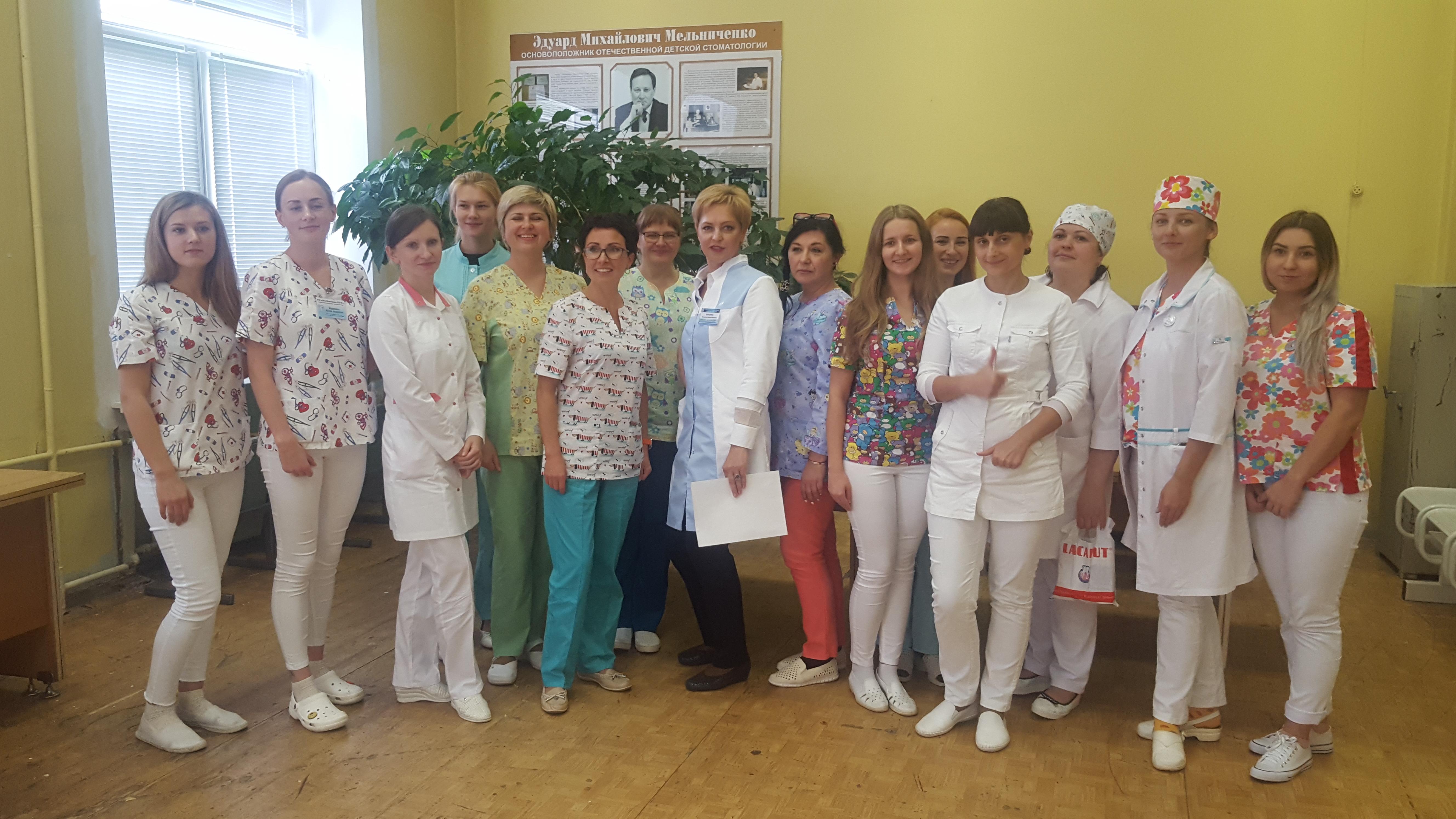 Конкурс стоматологов в Белоруссии