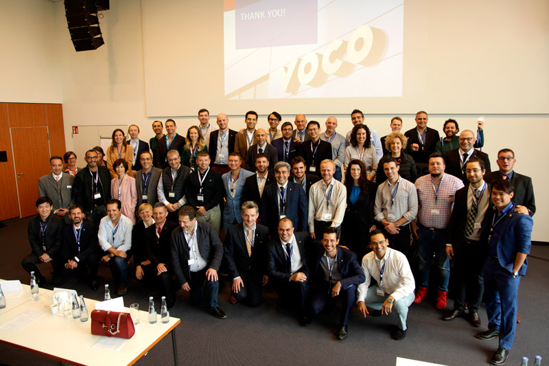 "47 dentistas han asistido al ""VOCO International Fellowship Symposium"" - organiz"